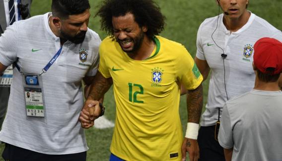 ¡Brasil respira! Marcelo podría jugar ante México