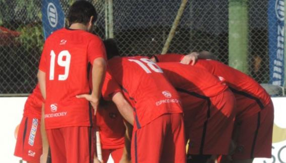 El seleccionado masculino de Córdoba debutará contra Entre Ríos. (Prensa FACHSC/ Archivo)