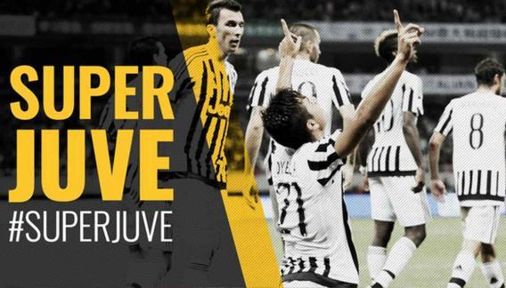 Dybala marcó el segundo tanto de Juventus. (Foto: Twitter @JuventusFC)