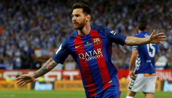 Lionel Messi quiere más en Barcelona.