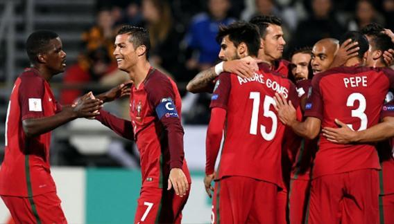 Portugal marcó 12 goles en dos partidos.