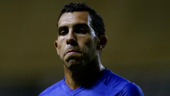 Tevez y Cardona, las bajas de Boca por lesión