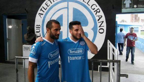 Belgrano de Córdoba suma un nuevo refuerzo