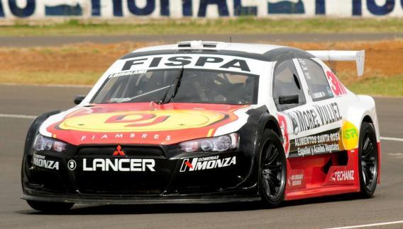 Franco Girolami se quedó con la pole del Top Race en San Juan