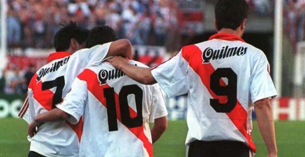 Saviola-Aimar y otras grandes sociedades del fútbol argentino