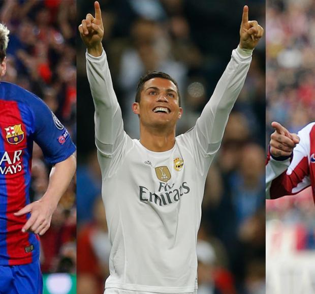 Los finalistas para los premios de la Fifa: Messi va por el The Best
