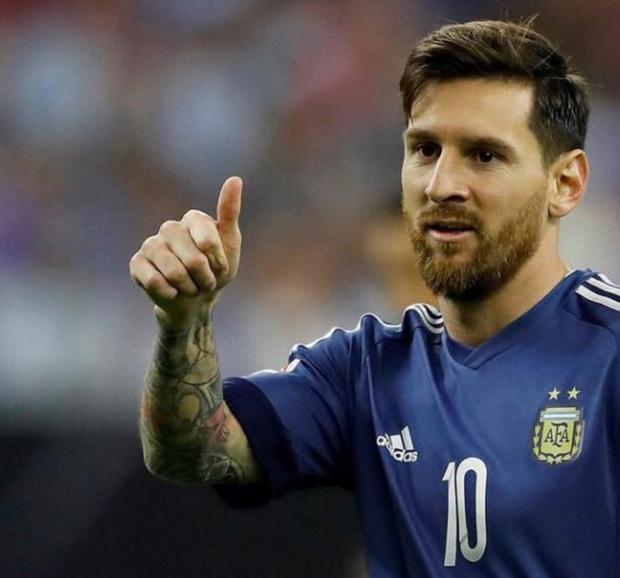 Messi colabora contra la pobreza infantil