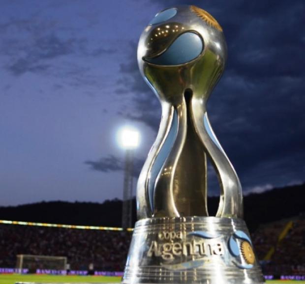 Ya se conocen los primeros cruces de la Copa Argentina 2017