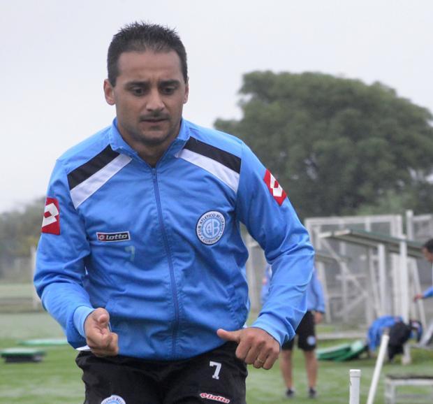 """El club que tentó al """"Picante"""" Pereyra para emigrar"""