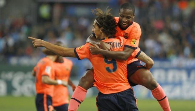 Barcelona viene de empatar de visitante con el Inter y hoy intentará volver a festejar (Foto: AP).