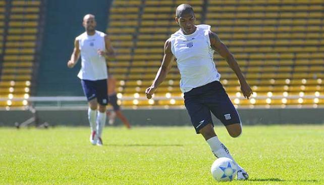 Ledesma vuelve al equipo titular en Talleres (Foto: Martín Santander).