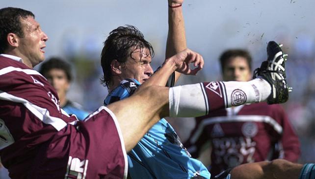 """Tino"" llega a Talleres para jugar dos años."