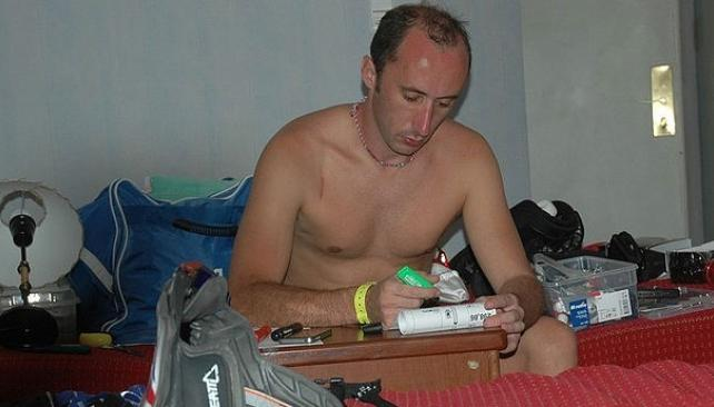 Sebastien Coué sufre la dureza del Rally Dakar. (Captura web)