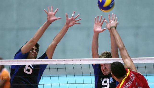 El vóley argentino se aseguró una medalla de plata pero irá por el oro.