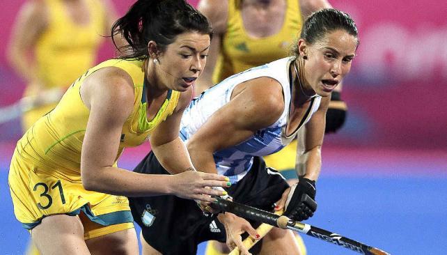 Las Leonas, a semifinales en los Juegos Olímpicos. (Foto: AP)