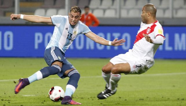 Eliminatorias Rusia 2018 Perú y Argentina empatan 2-2[EN JUEGO]