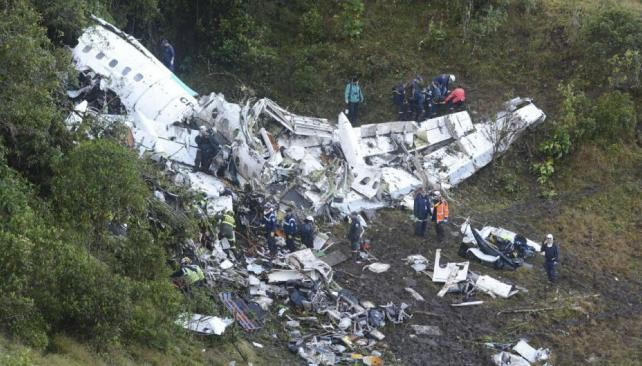 ANFP expresa sus condolencia por la tragedia de Chapecoense