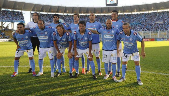 El Belgrano de Zielinski sigue haciendo historia (Foto: Pedro Castillo).