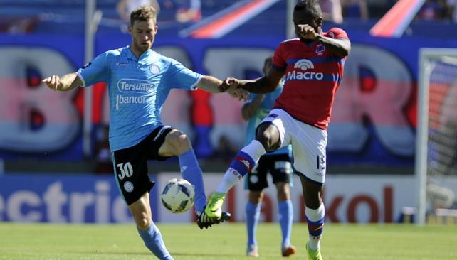 Tigre se impuso a un alicaído Belgrano