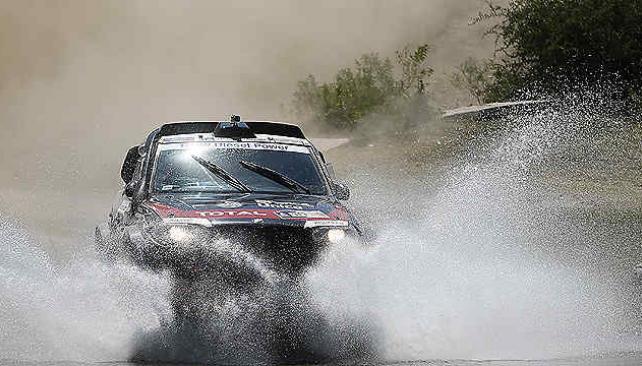 Rally Dakar 2014: la carrera pasará por Córdoba, pero no habrá campamento. (Foto: AP)