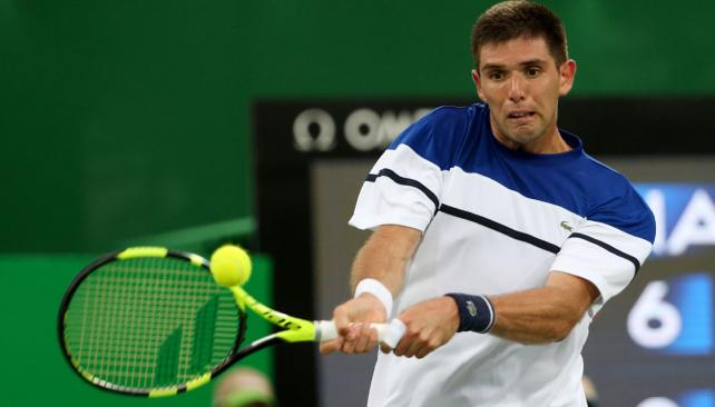 Ensayo de final de Copa Davis en Tokio