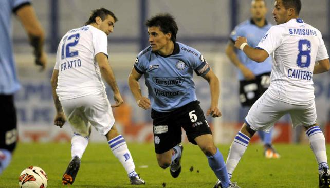 Belgrano: de caravana a la Sudamericana