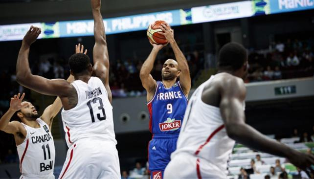 Francia gana en Manila y completa los 12 equipos de Río