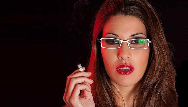 Ivana Nadal, la notera de Tiempo Extra. (Foto: Captura web)