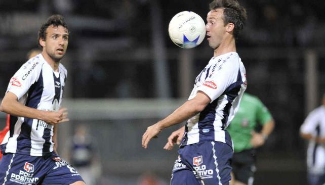 Klusener ya lleva anotados tres goles en lo que va del torneo. (Foto: Facundo Luque).