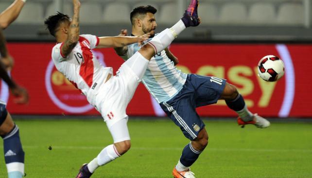 Mascherano tras el Perú vs Argentina: