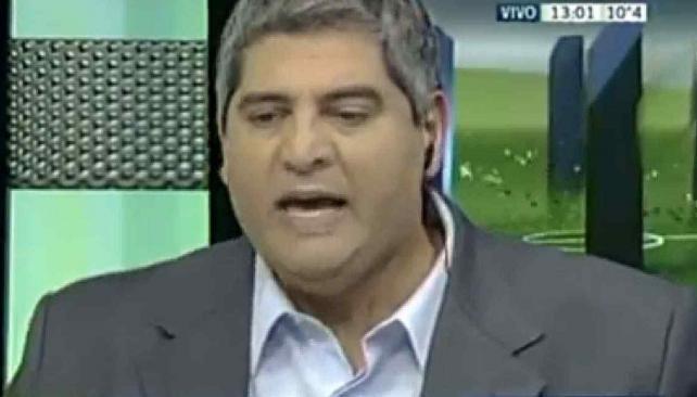Farinella habló de Belgrano y utilizó la ironía.