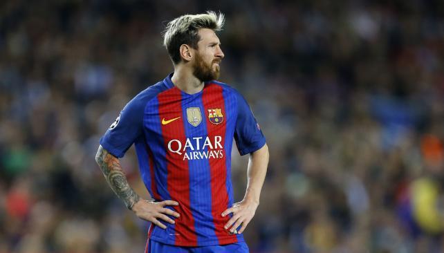 El Inter sueña con fichar a Messi
