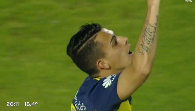 Pavón con nivel de selección no le alcanzó a Boca para ganar