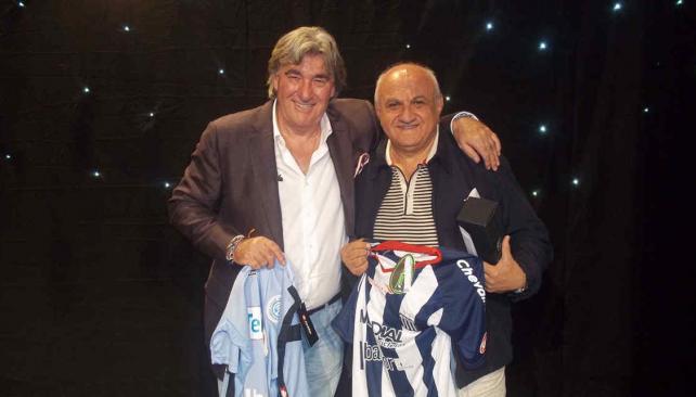 Pérez y Salum ya palpitan un nuevo clásico (Foto: Archivo / La Voz).