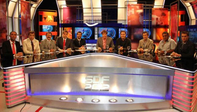 """Vuelve """"El Show del Fútbol"""", pero sin Alejandro Fantino a la cabeza."""