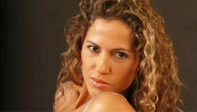 Silvana Carsetti, la ex de Martínez (Foto: Captura Web).