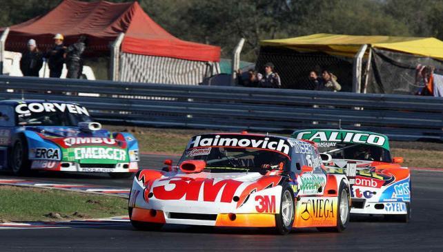 El auto de Werner en la ruta desencadenó un gran problema para el equipo. (Foto: Actc)