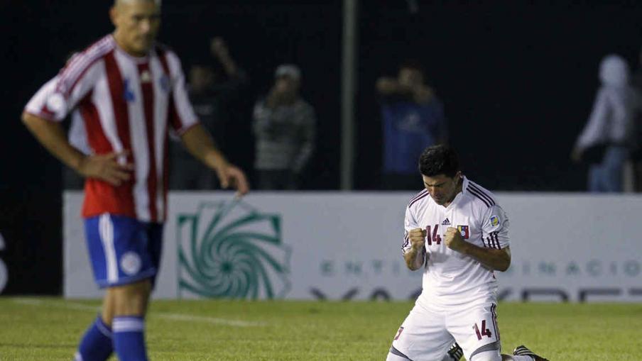 Las Eliminatorias Sudamericanas están que arden, pensan en Brasil 2014 (Foto: AP).