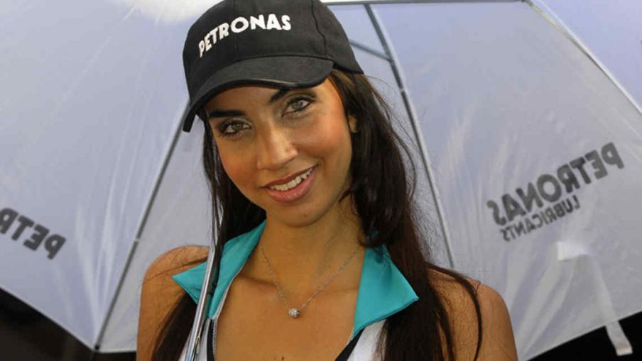 Las promotoras más lindas del Súper TC 2000 (Foto: gentileza Germán Alt).
