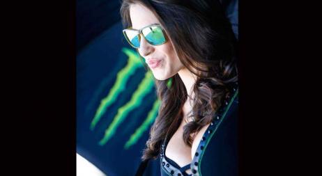 Las promotoras del Moto GP