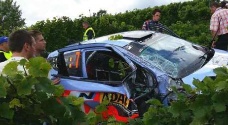 Volkswagen puede sentenciar los campeonatos en el Rally de Alemania