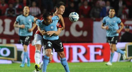 Belgrano, de nuevo en la mala