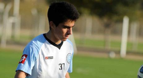 Belgrano: Germán Cochis renovó su contrato hasta 2016