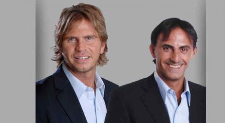 Fútbol Para Todos: Sebastián Vignolo y Diego Latorre transmiten