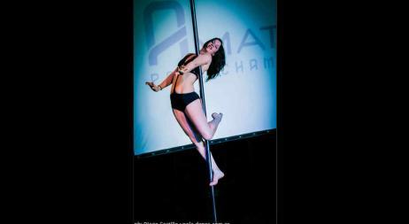 Pole dance en Córdoba: el domingo, un torneo con los mejores de la provincia