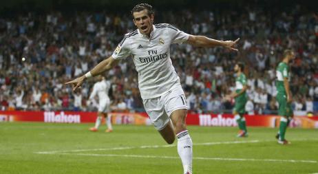 Lo revirtió: Real Madrid le dio una paliza al Elche