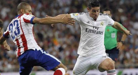 Sin Di María, Real Madrid visita al Atlético en la definición de la Supercopa española
