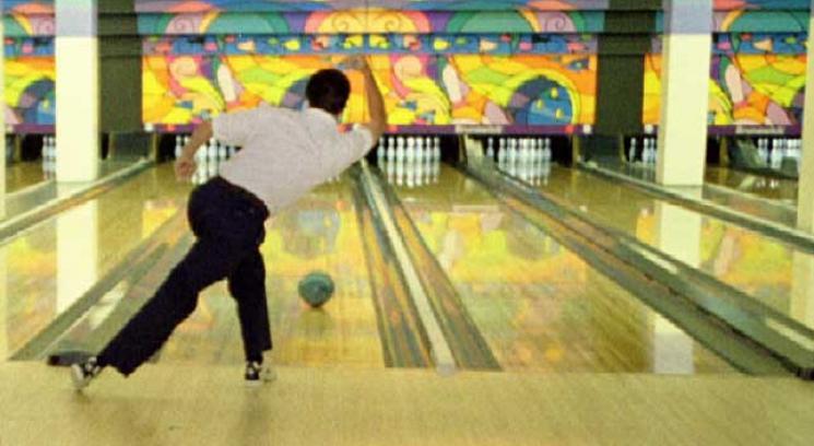 cartelera bowling: