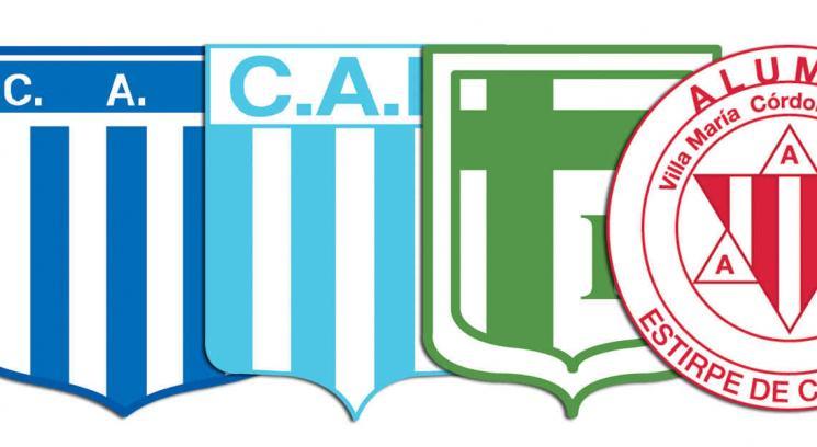Argentino A: Fixture completo de la temporada 2012-2013