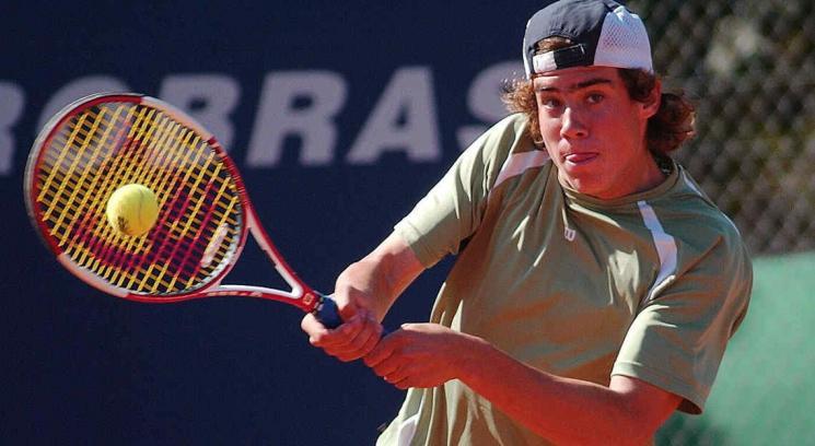 Guido Pella ganó el Masters de San Pablo.